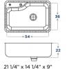 Pileta Simple Mi Pileta Encastrable mod 801-E